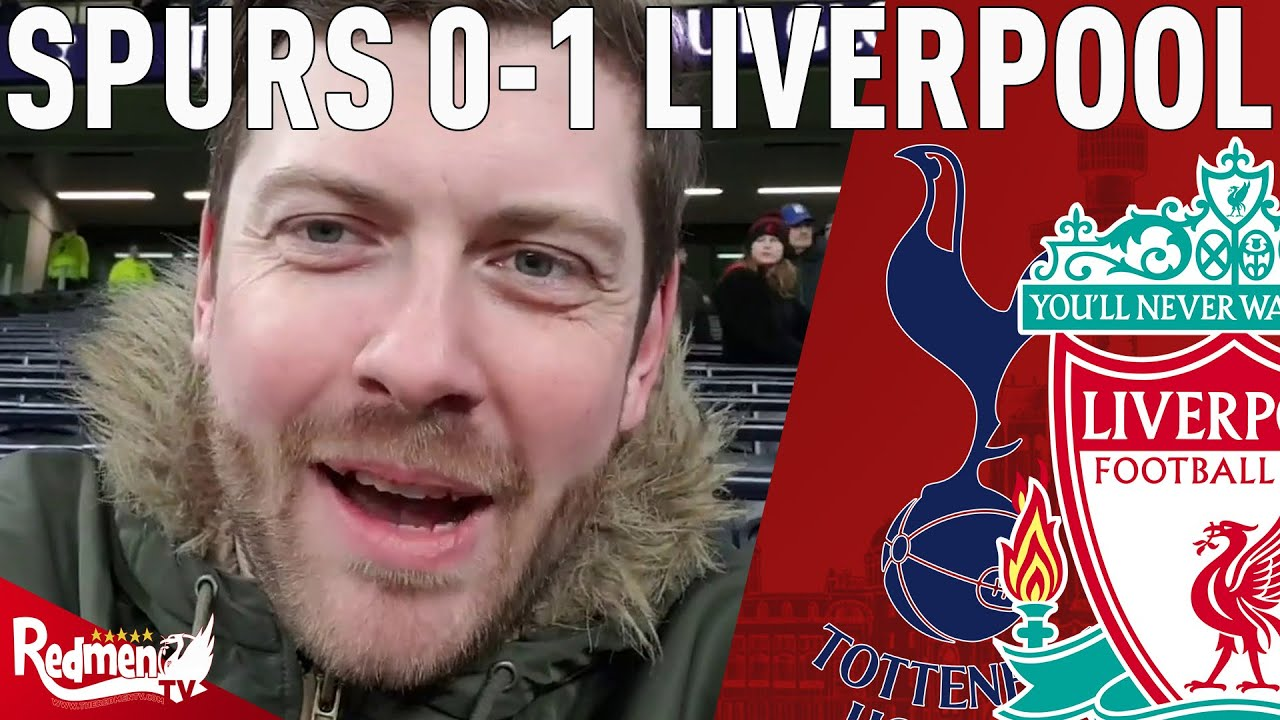 Gini Was Man Of The Match Tottenham 0 1 Liverpool Pauls Match Reaction