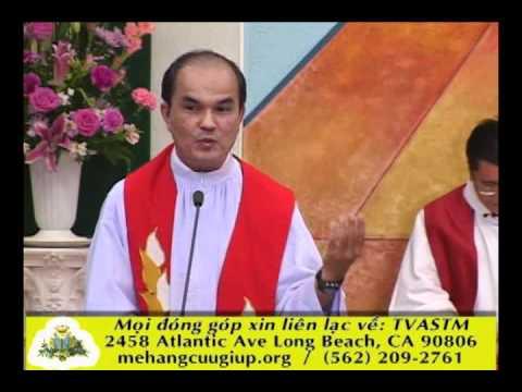 Bài  Giảng Cha Khách từ Việt Nam- Mt 9:18-26, ngày 06-07-09. Phần 2