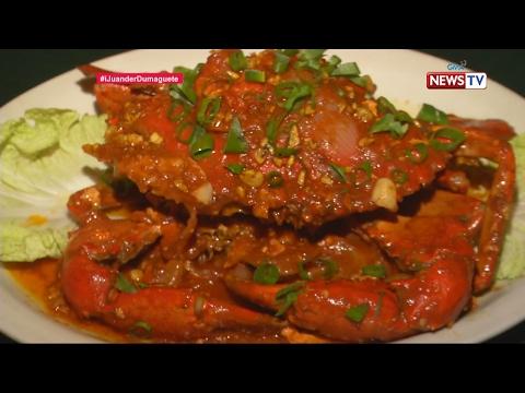 iJuander: Food trip sa Dumaguete