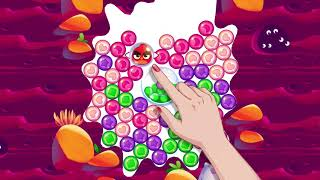 Angry Birds Dream Blast | Paint Spinner!