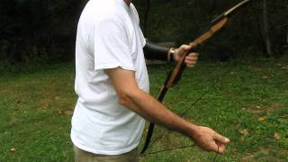 twig archery brace height nocking point instructional video 001