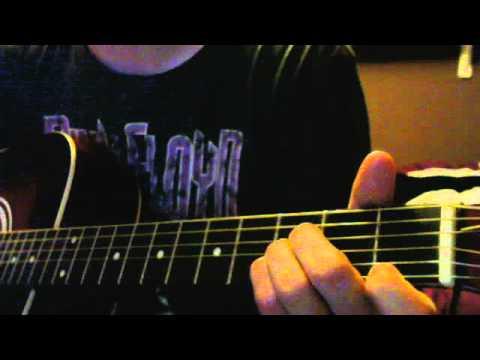 Bb Chord - Guitar Tutorial.
