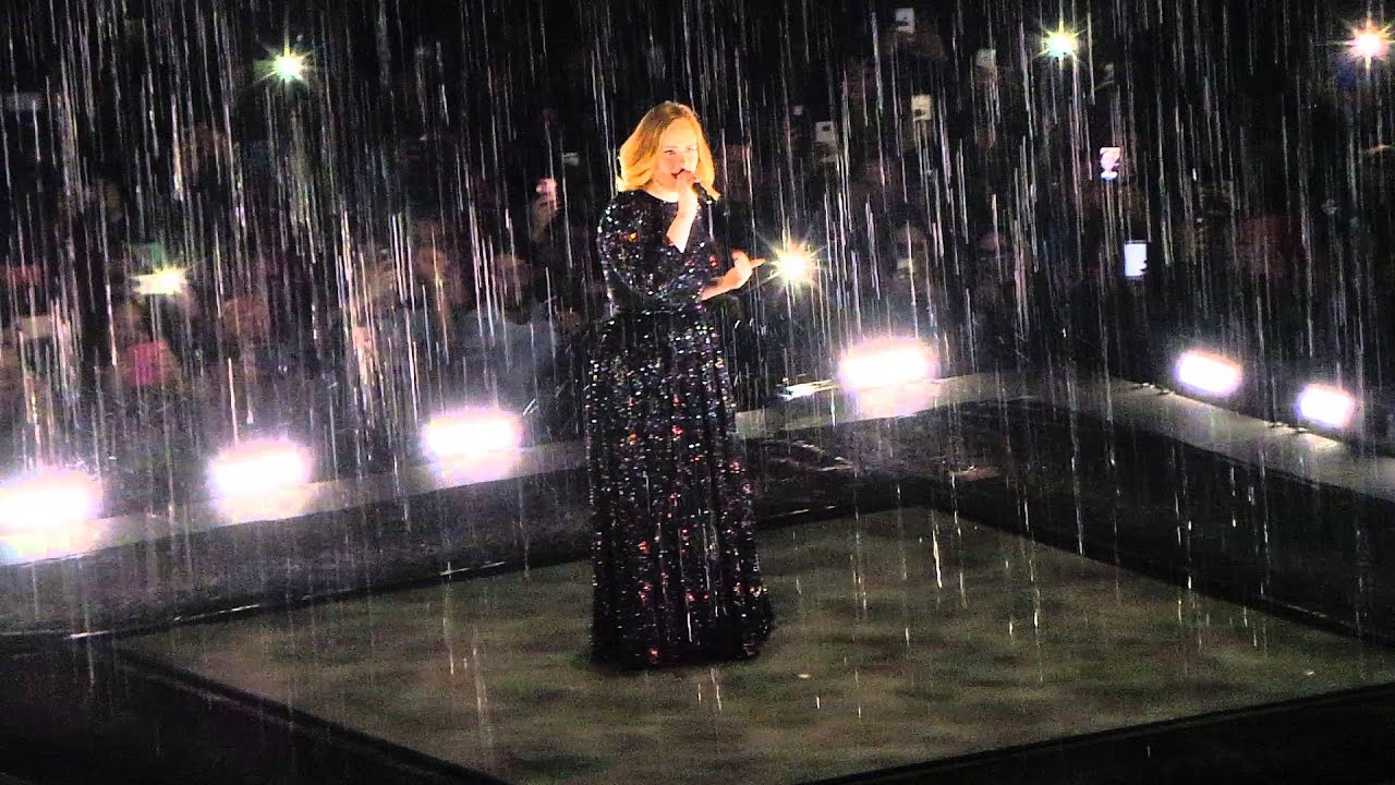 Adele In Dublin 4-3--2016 -Someone Like You, Set Fire To
