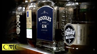 Boodles Gin Review / Plus we compare to Tanqueray & Beefeater