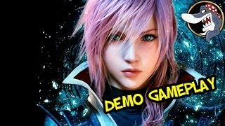 Lightning Returns: Final Fantasy XIII - Demo Gameplay in italiano