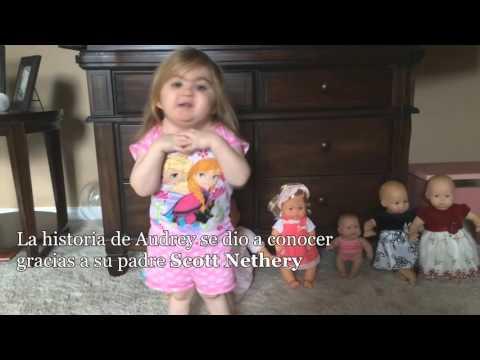 Audrey Nethery, la niña que cautiva con sus videos