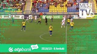 Makrai Gábor gólja a Mezőkövesd Zsóry FC - DVTK mérkőzésen