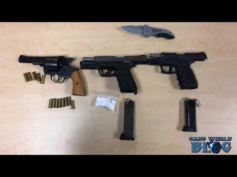 10 Gangster Arrested In Santa Rosa, California