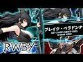 機動戦士ガンダム EXTREME VS. FULL BOOST 追加プレイアブルパイロット 『ブレイク・ベラドンナ / ストライクノワール』 参戦PV【RWBY】【Blake Belladonna】