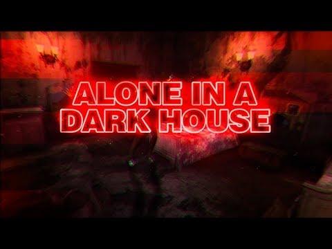 Roblox Alone in a Dark House - Horror