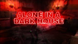 Roblox Alone in a Dark House - Horror Game Full Playthrough