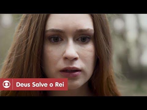 Deus Salve O Rei: capítulo 44 da novela, quarta, 28 de fevereiro, na Globo