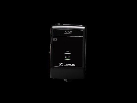 Lexus Genuine Dash Camera