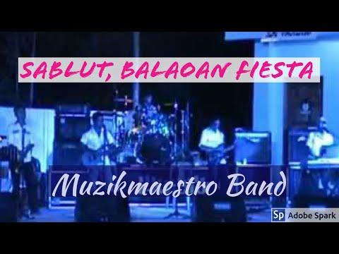 Sablut, Balaoan, Barangay Fiesta 2015 Part 1