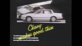 1982 Chevrolet Celebrity Commercials - YouTube