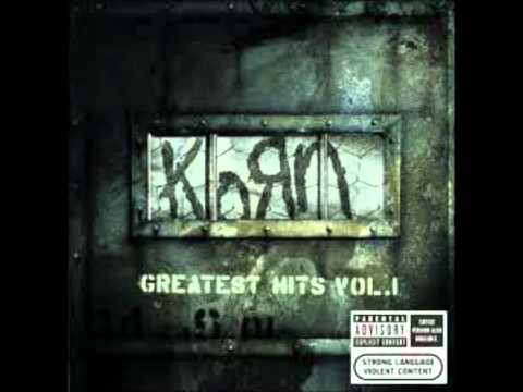 Korn Album - Greatest Hits Vol. 1