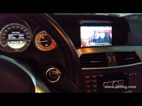 Video Interface For Mercedes Benz NTG 4 5 Comand Online NTG4 5 Audio 20