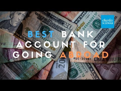 Best Bank Account For International Travel