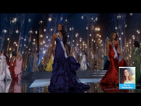2016 Miss USA Evening Gown Competition | LIVE 6-5-16