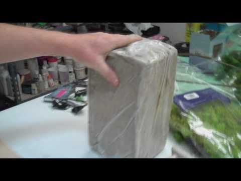 How to make a Basic Silicone Mold by Special Effects Pros