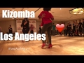 Learn Kizomba Los Angeles- Ivo Viera + Hannah, Dr. Kizomba + Flavie