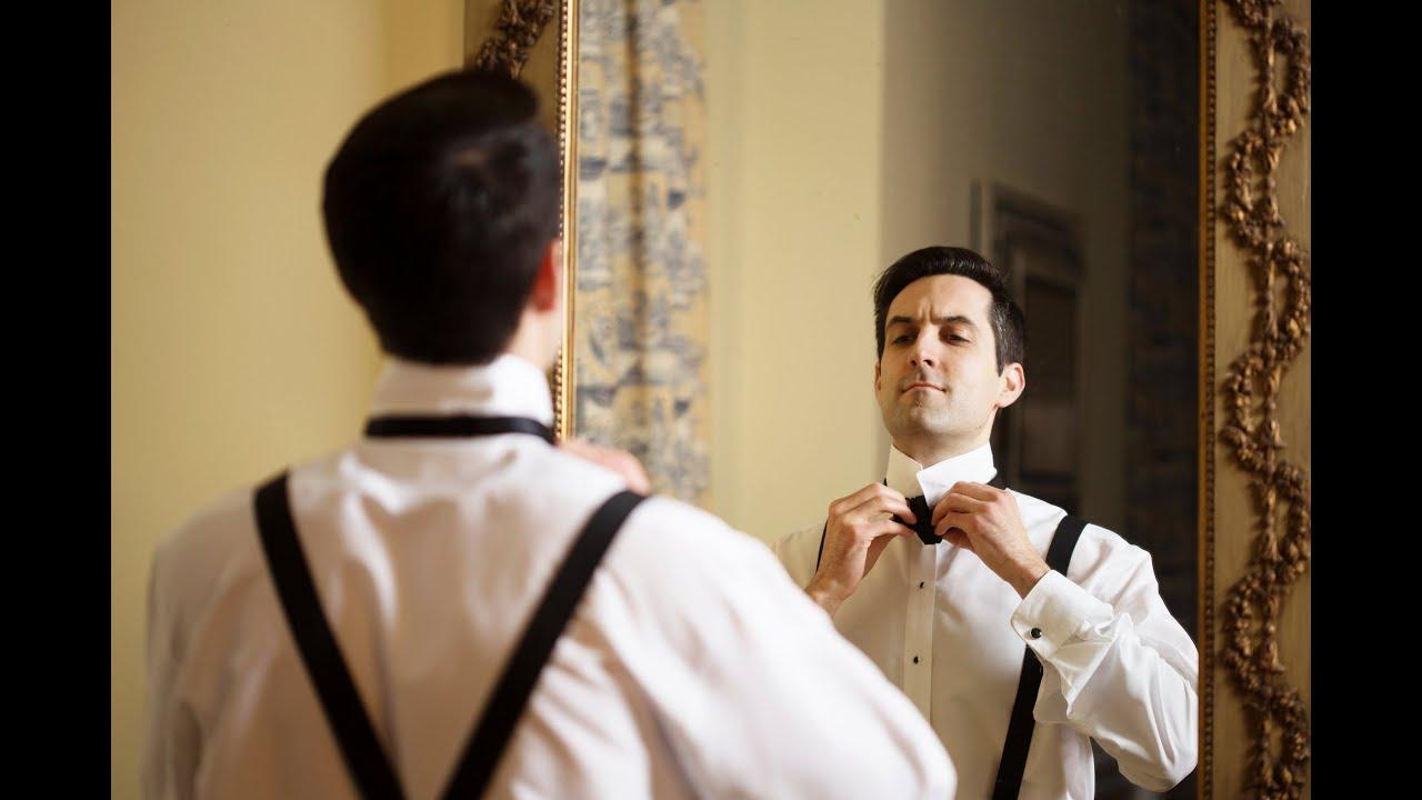 The Guysgroom Getting Ready  Walk Through A Wedding With