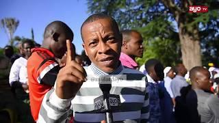 Steve Nyerere aelezea kwanini yuko mstari wa mbele misibani (Maria na Consolata)
