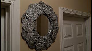 Dollar Tree DIY - 💕 Decorative Wall Mirror 💕