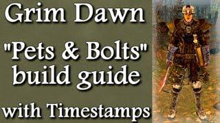 Grim Dawn Components For Pets