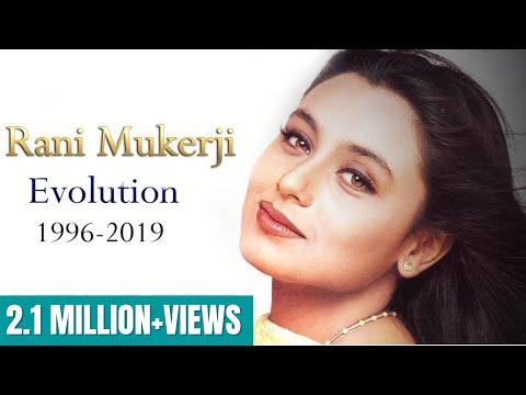 Rani Mukerji Evolution (1996-2019)