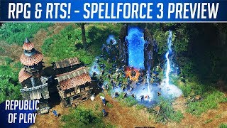 SPELLFORCE 3! [New RPG/RTS] Gameplay Preview