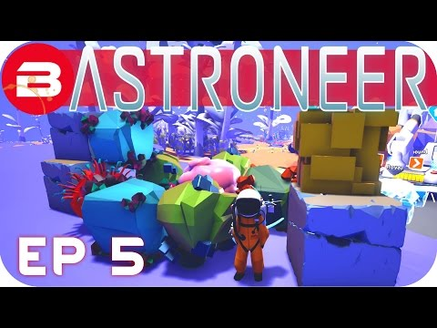 Get Astroneer Gameplay - TOWER OF RESEARCH!!! #5 Let's Play Astroneer Pictures