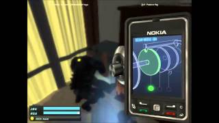 Splinter Cell Double Agent - Opening Safe