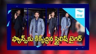 Jr NTR and Allu Arjun At 64th Jio Filmfare Awards South 2017 | New Waves