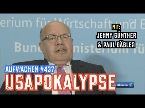 Aufwachen #437 mit Jenny Günther & Paul Gäbler