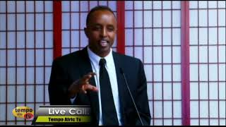 SOMALIA - Political Change in the Horn and Somalian's Role