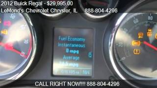 2012 Buick Regal  - for sale in Fairfield, IL 62837