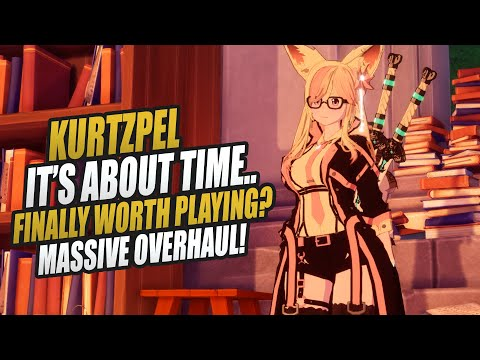 WAIT.. WHAT?! They Finally Fixed KURTZPEL? It&39;s About Time..