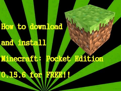 how to download minecraft for free android