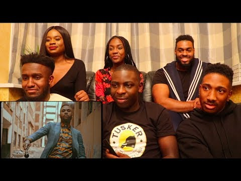 Major Lazer & DJ Maphorisa ft. Nasty C, Patoranking & Jidenna  - Particula ( REACTION VIDEO )
