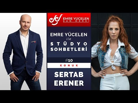 Sertab Erener - Emre Yücelen İle Stüdyo Sohbetleri #9