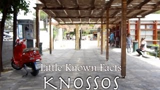 Knossos Palace on Crete -- a Guided Tour