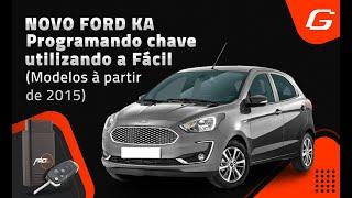Tutorial Codificação - Novo Ford Ka