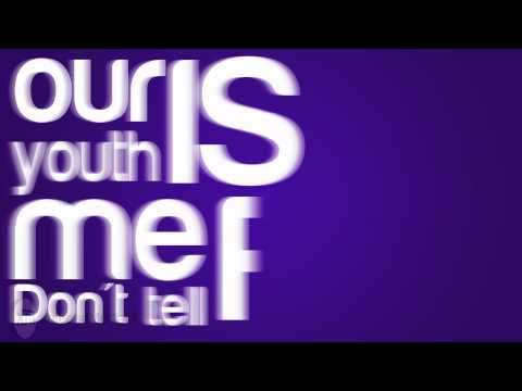 Foxes - Youth (Adventure Club Remix) (Lyric Video)