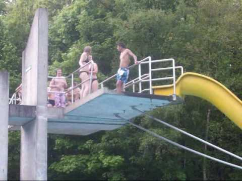 Piscine youtube - Piscine mont de l enclus ...