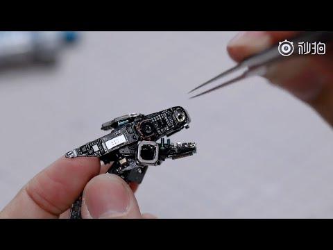 Xiaomi Mi 11 turns into a Mechanical Dragon!