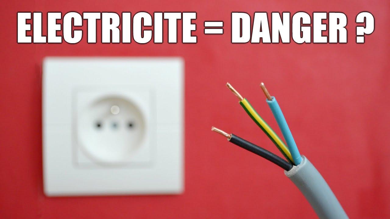 Volts ou amp res le plus dangereux youtube - Les dangers de l electricite statique ...