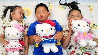 Three little kitten | hide and seek play with LoveStar | Nursery rhymes & Kids song