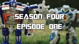 Transformers Interstellar: Season Four, Episode One