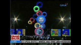 UB: Opisyal na logo at mascot ng 2019 Sea games, pinuna ng netizens
